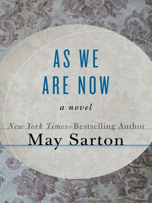 cover image of As We Are Now