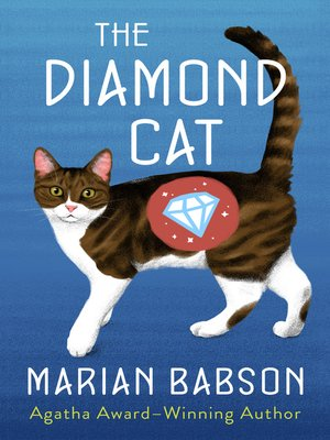 cover image of The Diamond Cat