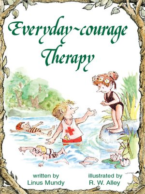 cover image of Everyday-courage Therapy