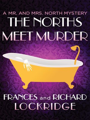 cover image of The Norths Meet Murder