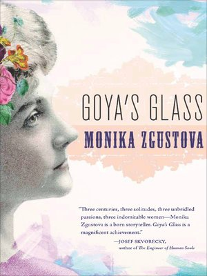 cover image of Goya's Glass