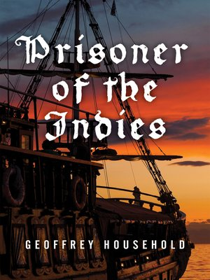 cover image of Prisoner of the Indies