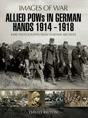 cover image of Allied POWs in German Hands 1914–1918