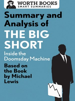 cover image of Summary and Analysis of the Big Short