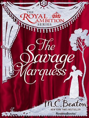 cover image of The Savage Marquess