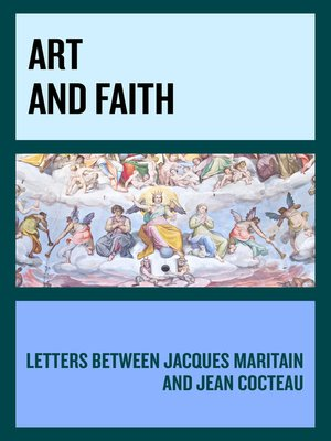 cover image of Art and Faith