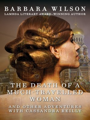 cover image of Death of a Much-Travelled Woman