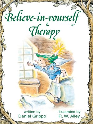 cover image of Believe-in-yourself Therapy