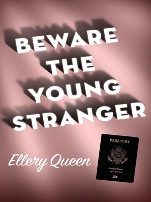 cover image of Beware the Young Stranger
