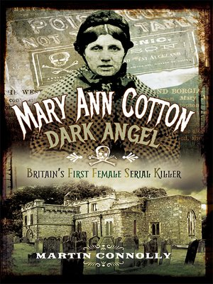 cover image of Mary Ann Cotton, Dark Angel