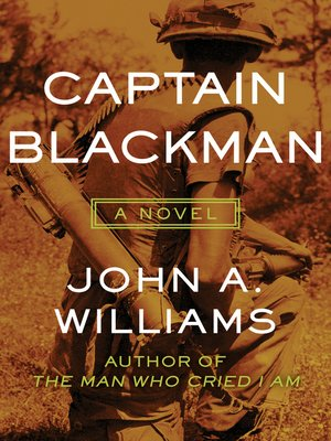 cover image of Captain Blackman