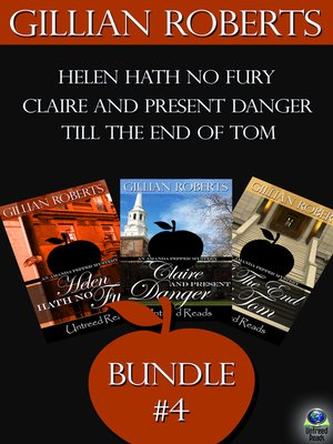cover image of The Amanda Pepper Mysteries, Bundle #4