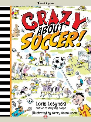 cover image of Crazy About Soccer