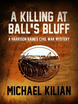 cover image of A Killing at Ball's Bluff
