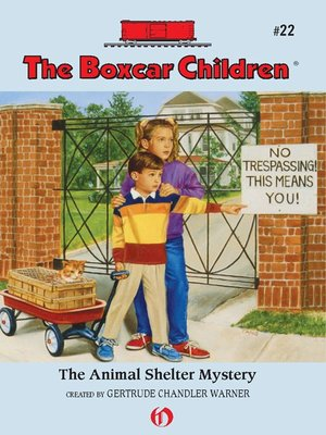 cover image of Animal Shelter Mystery