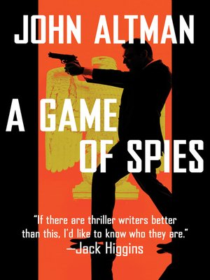 cover image of A Game of Spies