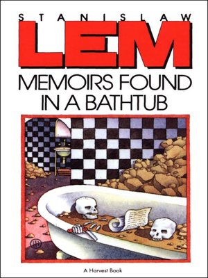 cover image of Memoirs Found in a Bathtub
