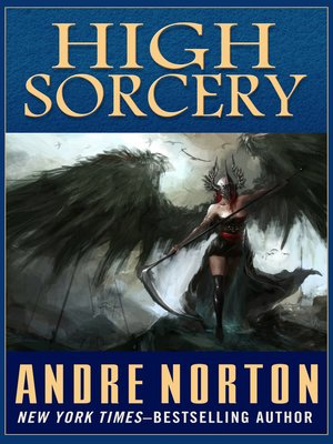 cover image of High Sorcery