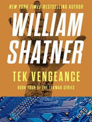 cover image of Tek Vengeance