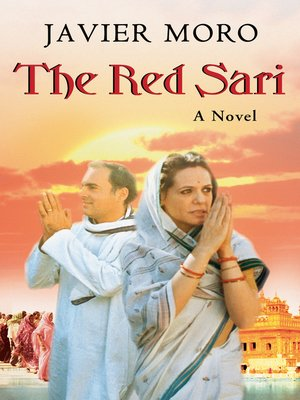 cover image of The Red Sari