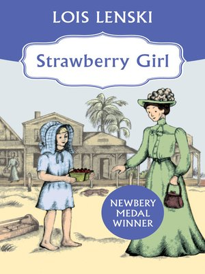 cover image of Strawberry Girl