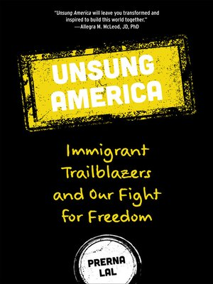 cover image of Unsung America