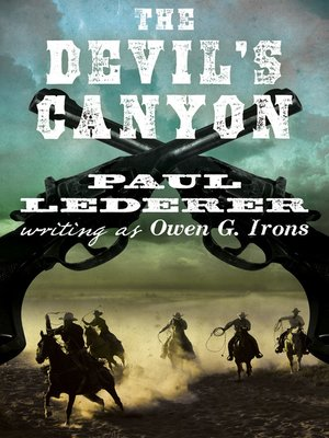 cover image of Devil's Canyon