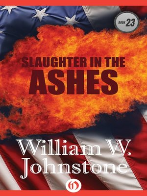 cover image of Slaughter In The Ashes