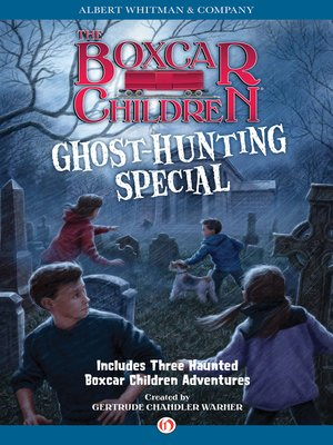 cover image of Ghost-Hunting Special