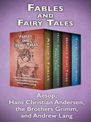 cover image of Fables and Fairy Tales