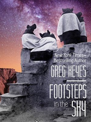 cover image of Footsteps in the Sky