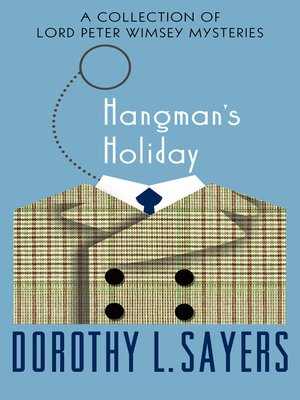 cover image of Hangman's Holiday