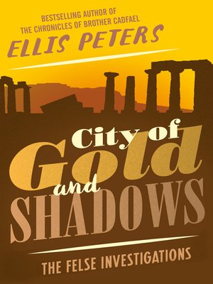 cover image of City of Gold and Shadows