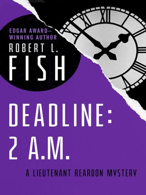 cover image of Deadline, 2 A.M.