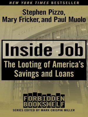 cover image of Inside Job