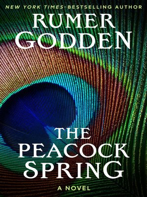 cover image of The Peacock Spring