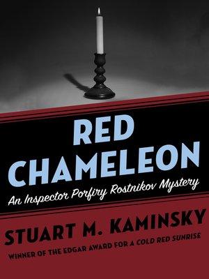 cover image of Red Chameleon