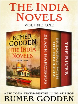 cover image of The India Novels Volume One