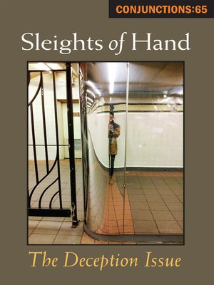 cover image of Sleights of Hand