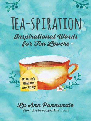 cover image of Tea-spiration