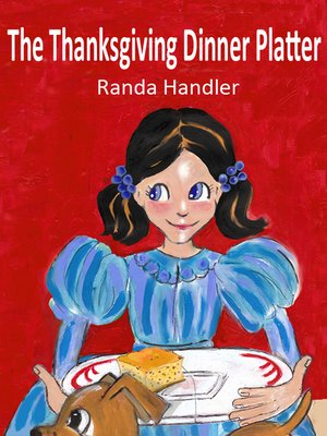 cover image of The Thanksgiving Dinner Platter