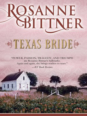 cover image of Texas Bride