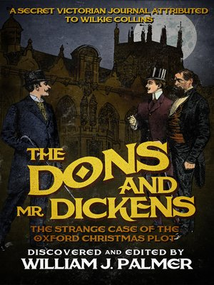 cover image of The Dons and Mr. Dickens