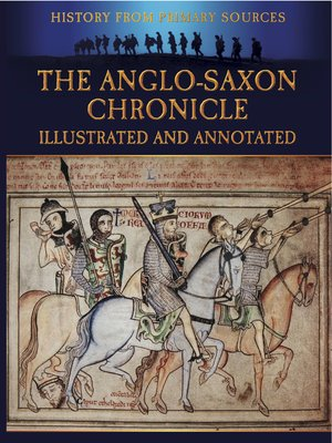 cover image of The Anglo-Saxon Chronicle