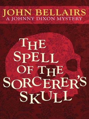 cover image of Spell of the Sorcerer's Skull