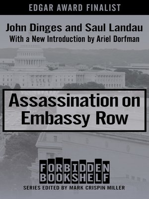 cover image of Assassination on Embassy Row