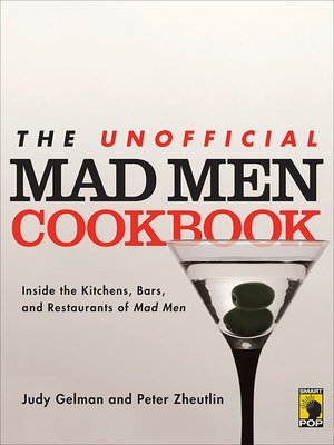 cover image of The Unofficial Mad Men Cookbook