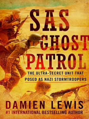 cover image of SAS Ghost Patrol