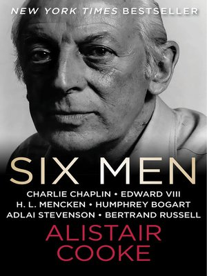 cover image of Six Men