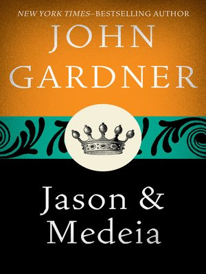 cover image of Jason and Medeia